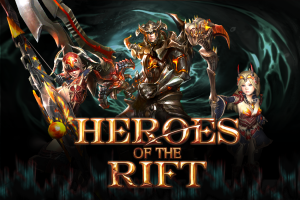 Heroes of the Rift MOD APK Versi 2.0.0.4