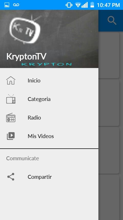KryptonTv APK Actualización 2019