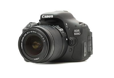 bagian bagian kamera dslr canon dan fungsinya