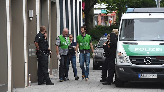 Policía: El autor de la masacre de Múnich estuvo un año preparándola
