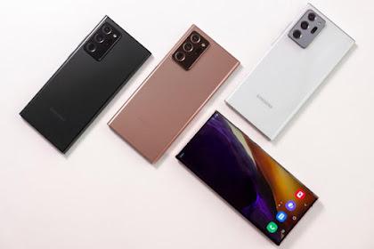 Review Kamera Samsung Galaxy Note 20 Ultra