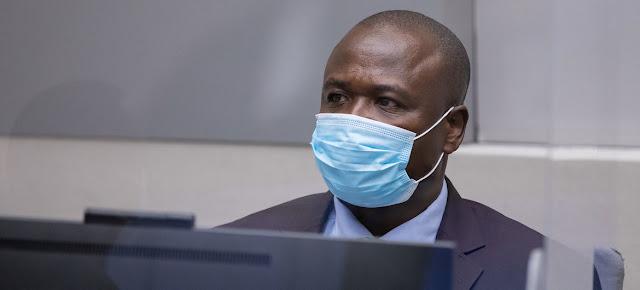 El comandante del Ejército de Resistencia del Señor en Uganda, Dominic Ongwen,  fue condenado por crímenes de guerra y lesa humanidad.© ICC-CPI