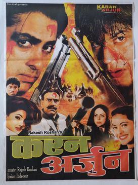 Download Karan Arjun (1995) Hindi Full Movie HDRip 480p [400MB] | 720p [1.2GB]