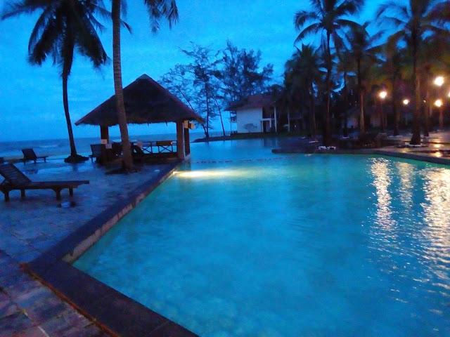 Percutian Pertama Tahun 2017 di Sutra Beach Resort