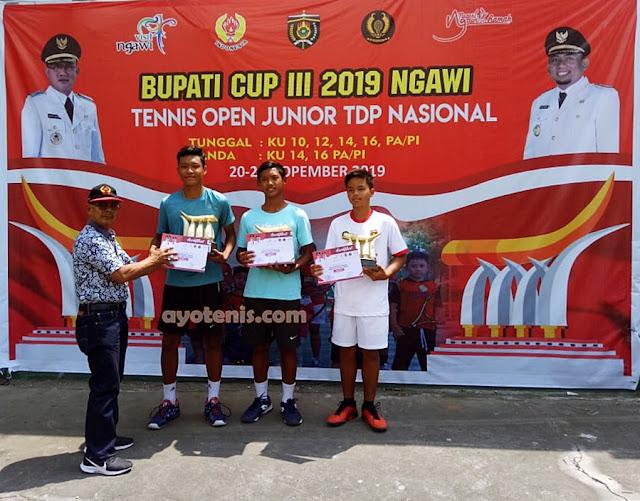 Kampiun Bupati Cup III Ngawi, Luis Darsono Bidik Gelar Juara Fiks Bandung