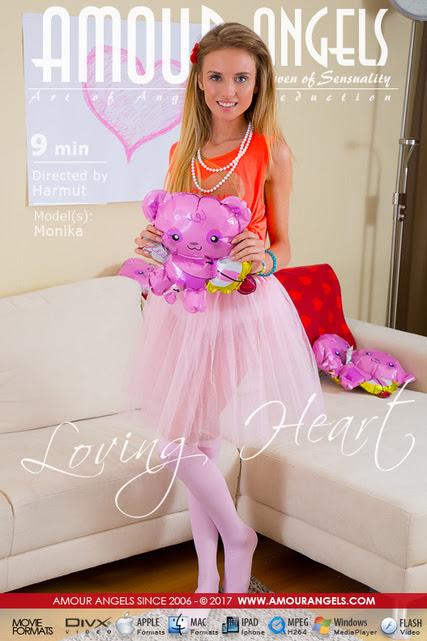 [AmourAngels] Monika - Loving Heart