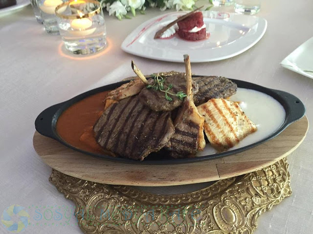 Bursa Hilton Ramazan İftar Menü Yoğurtlu Kebap