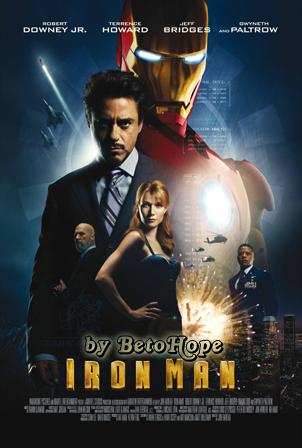 Iron Man [2008]Full HD 1080P Latino [Acción]