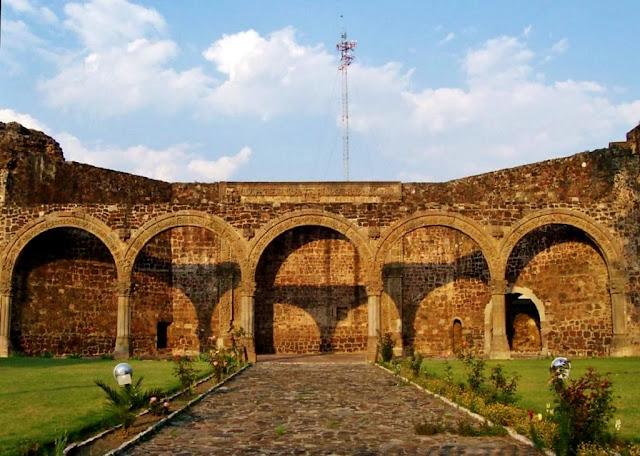 Capilla Tlalmanalco Estado México