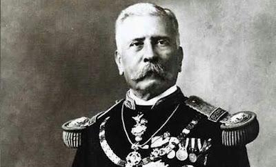 Diaz the dictator