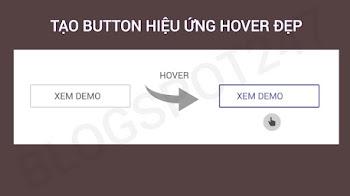 Chia sẻ button hiệu ứng hover độc đáo dành cho blogspot