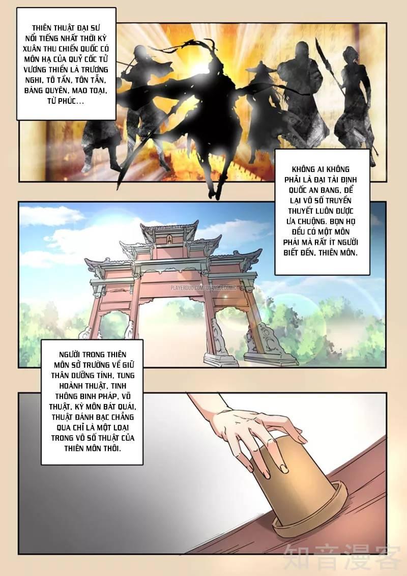thấu thị chi nhãn Chapter 244 - upload bởi truyensieuhay.com