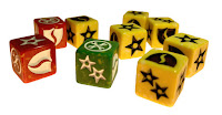 Car Wars 6e custom dice