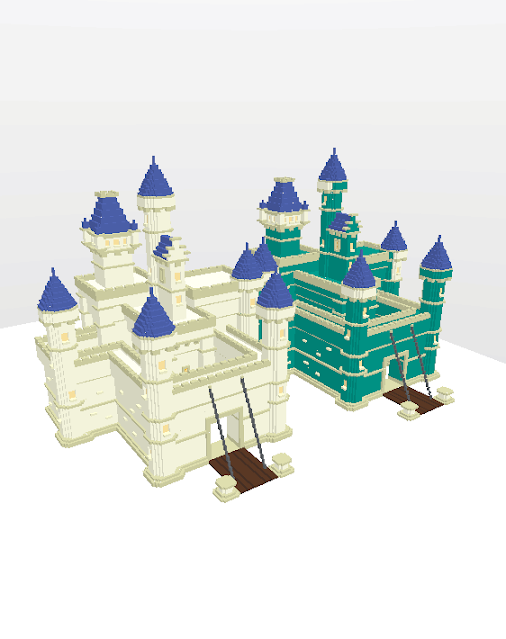 How to Increase the Max Size in Mega Voxels Play