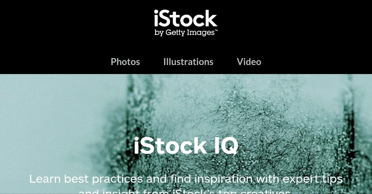 iStock, iStock photo sell,