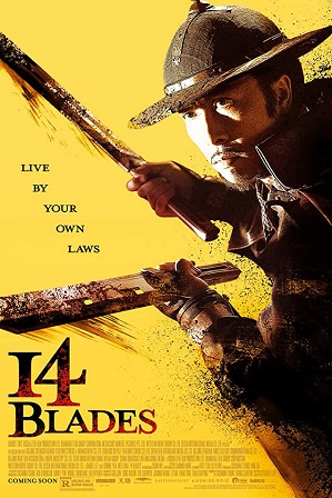 14 Blades (2010) Full Hindi Dual Audio Movie Download 480p 720p Bluray