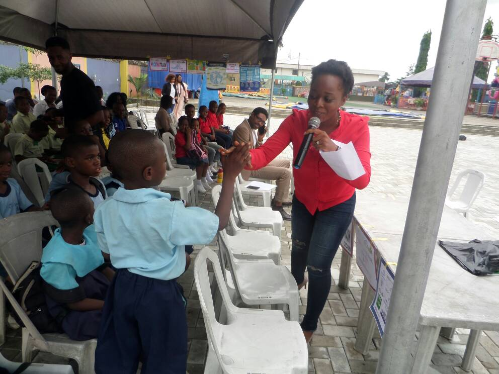 Group Celebrates World Water and World Theatre Days In Port-Harcourt, Nigeria