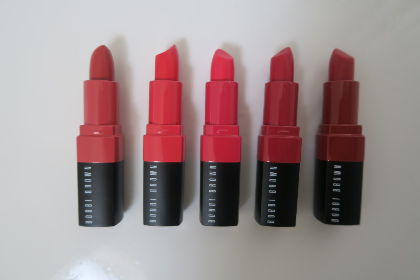 Bobbi Brown Crushed Lip Colors