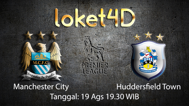Prediksi Bola Jitu Tottenham Manchester City vs Huddersfield Town (English Premier League)