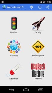 SEO app Androidra