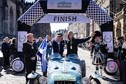 1939 Alta Wins Flying Scotsman