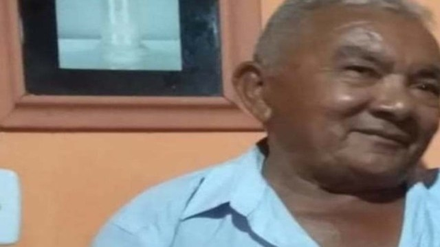 Família informa o falecimento de Luiz de Aquino Pereira
