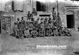प्रथम  विश्व युद्ध के रोचक जानकारी