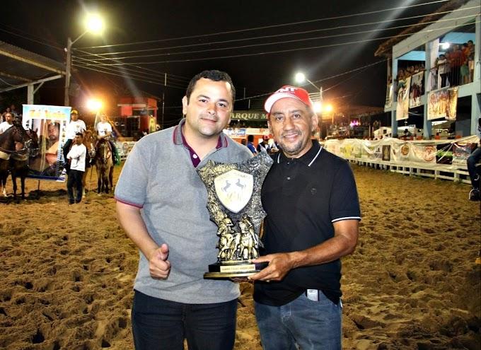 Vinicius Louro convida maranhenses para a Vaquejada do Parque Maratá, em Trizidela do Vale......