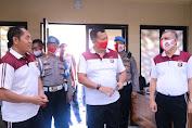 Pejabat Utama Polda Lampung Melaksanakan Pemeriksaan Kesehatan Secara Berkala