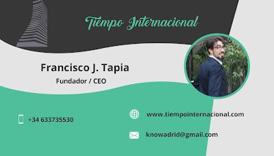 Francisco J.Tapia Lobo