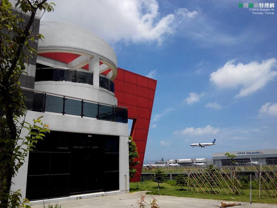 [臺灣.桃園] 大園桃園機場背包客 看飛機與休息的最佳青年旅館
