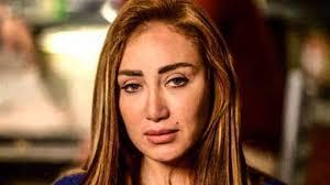 المذيعة المصرية ريهام سعيد تصاب ببكتيريا تشوه الوجه