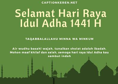 gambar ucapan hari raya idul adha 1441 h