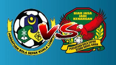 Live Streaming Kuala Lumpur vs Kedah Liga Super 6 April 2019