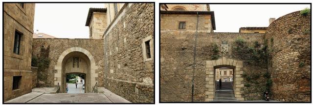 Puertas de la muralla de León
