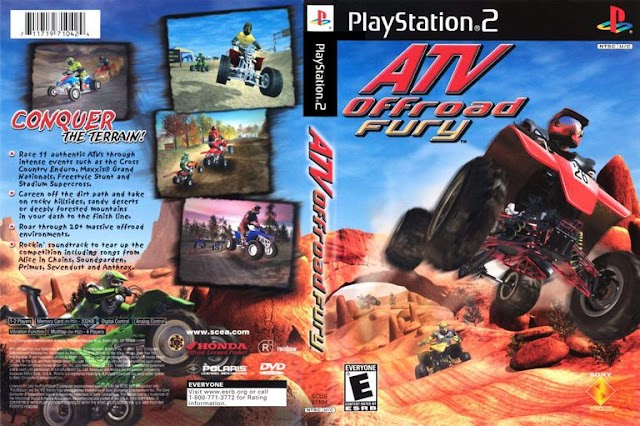 [400MB] DOWNLOAD ATV OFFROAD FURY PRO PPSSPP FOR ANDROID