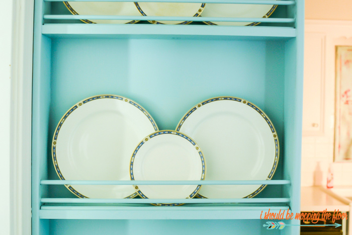 Plate Display Rack
