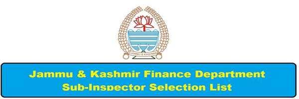 JK Finance Department
