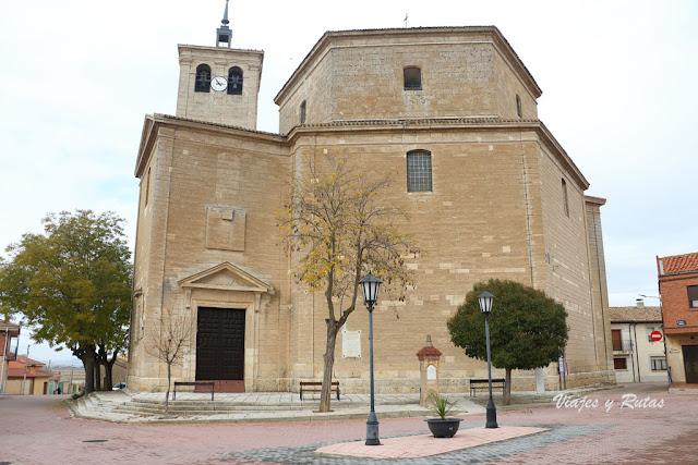 Iglesia de san Pedro de Valoria la Buena
