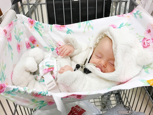 Baby gear to make shopping with kids easier