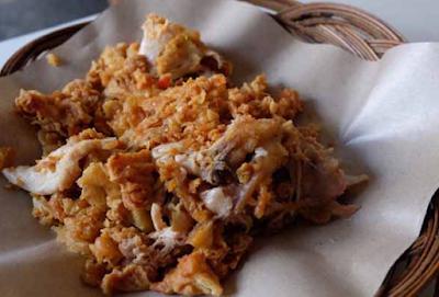 Ayam Geprek Jahanam