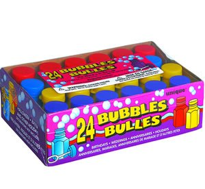 BEST TOYS, Party Bubbles for Party Favour (for Kids over 3 years)£3.22 FREE P&P