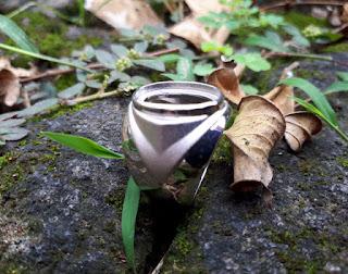 Ring Perak Hongkong 925 Kode PRK039 Kombinasi Silver Doff Simple