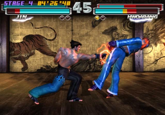 تحميل لعبة Tekken Tag Tournament للكمبيوتر مضغوطة من ميديا فاير