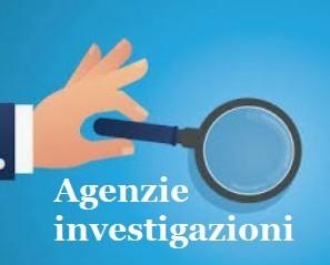 agenzie investigazioni infedeltà