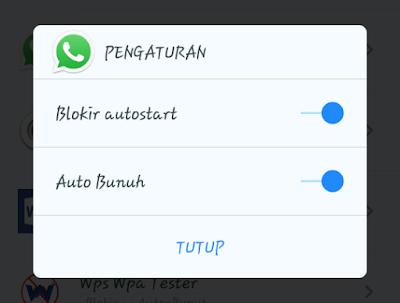 Cara Menonaktifkan WhatsApp Tanpa Mematikan Wifi Dengan Aplikasi Purify