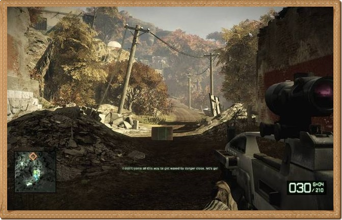 Battlefield Bad Company 2 PC Games Gameplay
