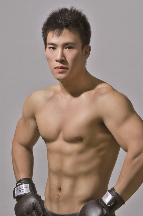 Asian mma fighter earns more by fucking 5