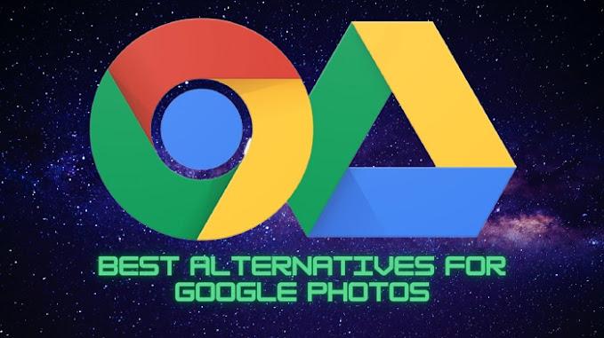 Best Google Photos ALTERNATIVES after the end of Google Photos - Tech Harry