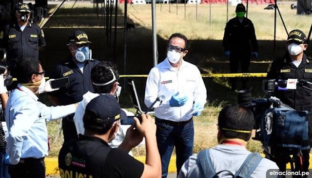Más de 2000 policías infectados por coronavirus en Perú